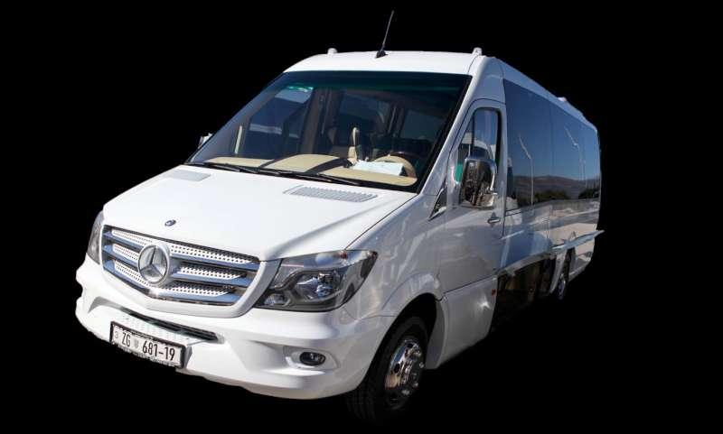 Mercedes  Sprinter EURO VI