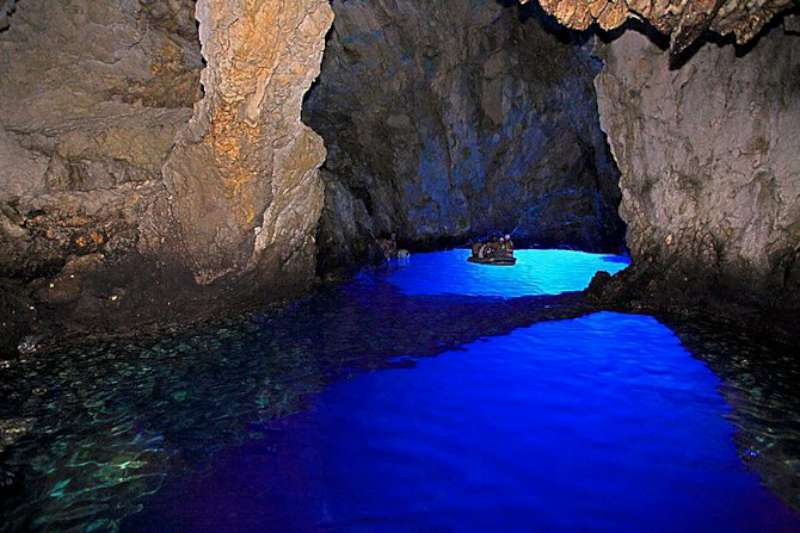 Blue Cave & Hvar Islands